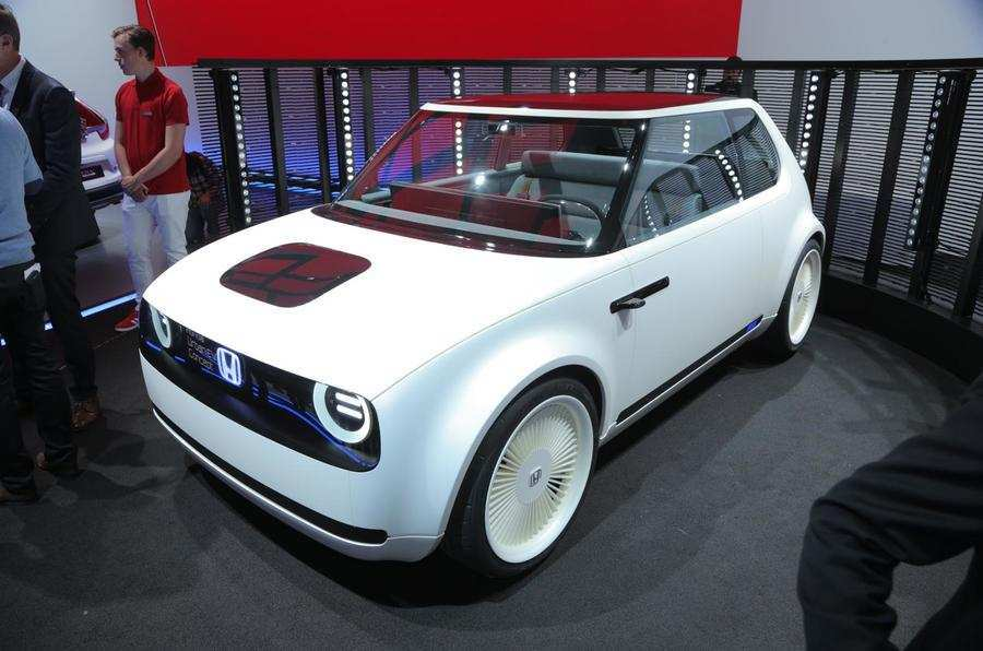 77 The Honda Urban 2020 History