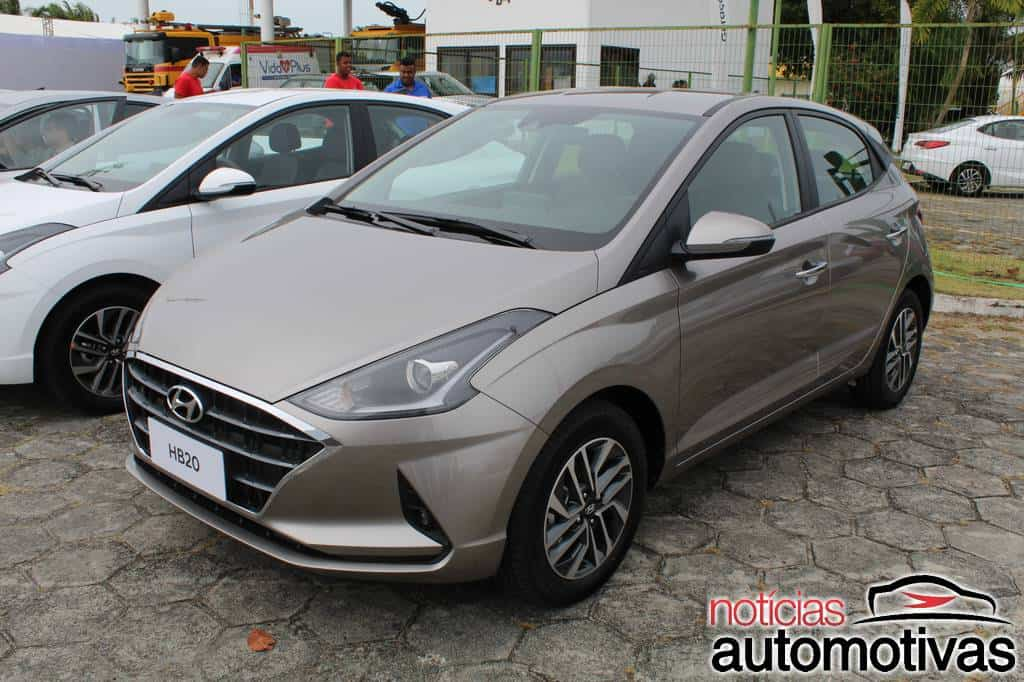 77 The Hyundai Hb20 2020 Spesification