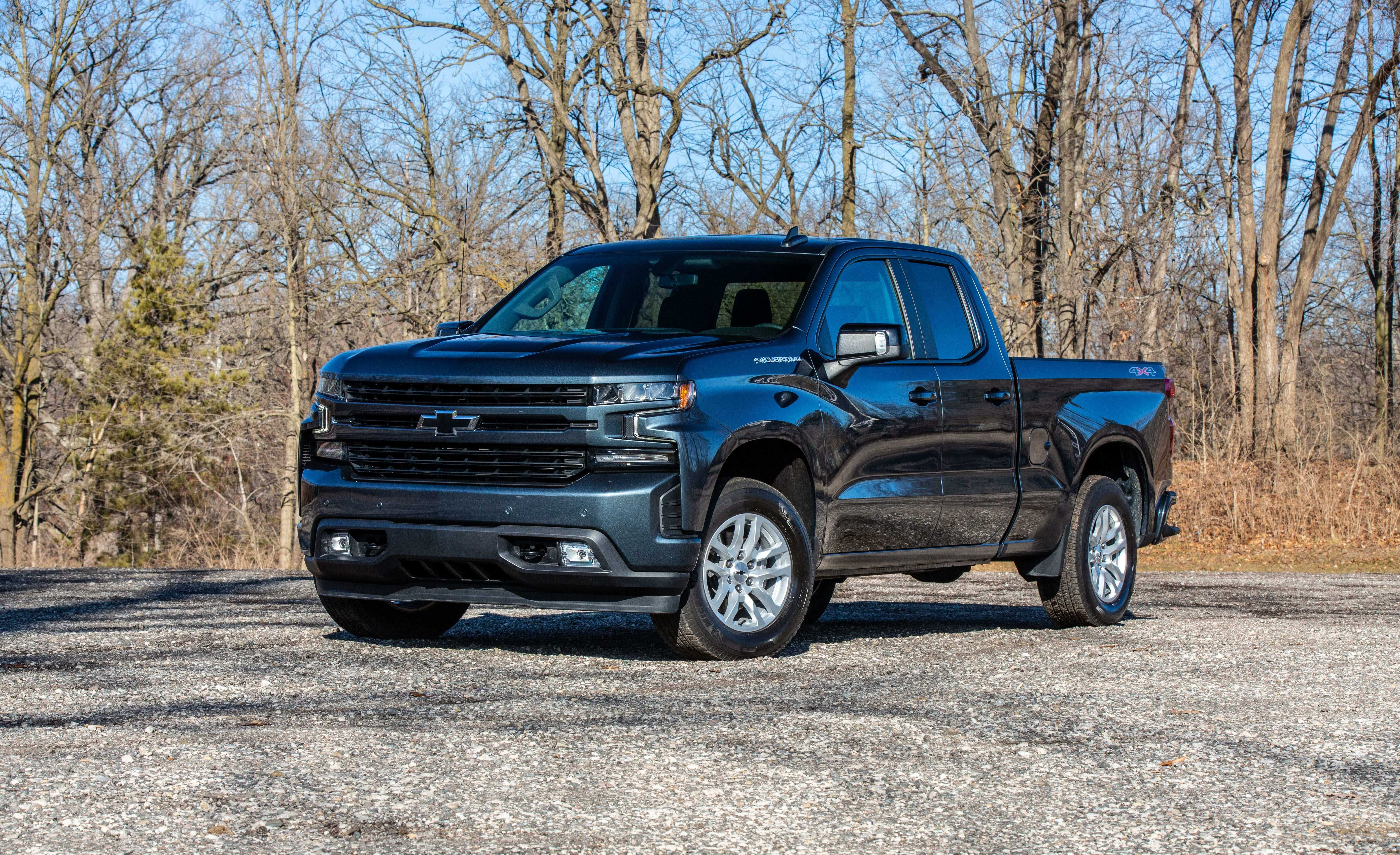 78 A 2019 Chevrolet Silverado 1500 Review Pricing
