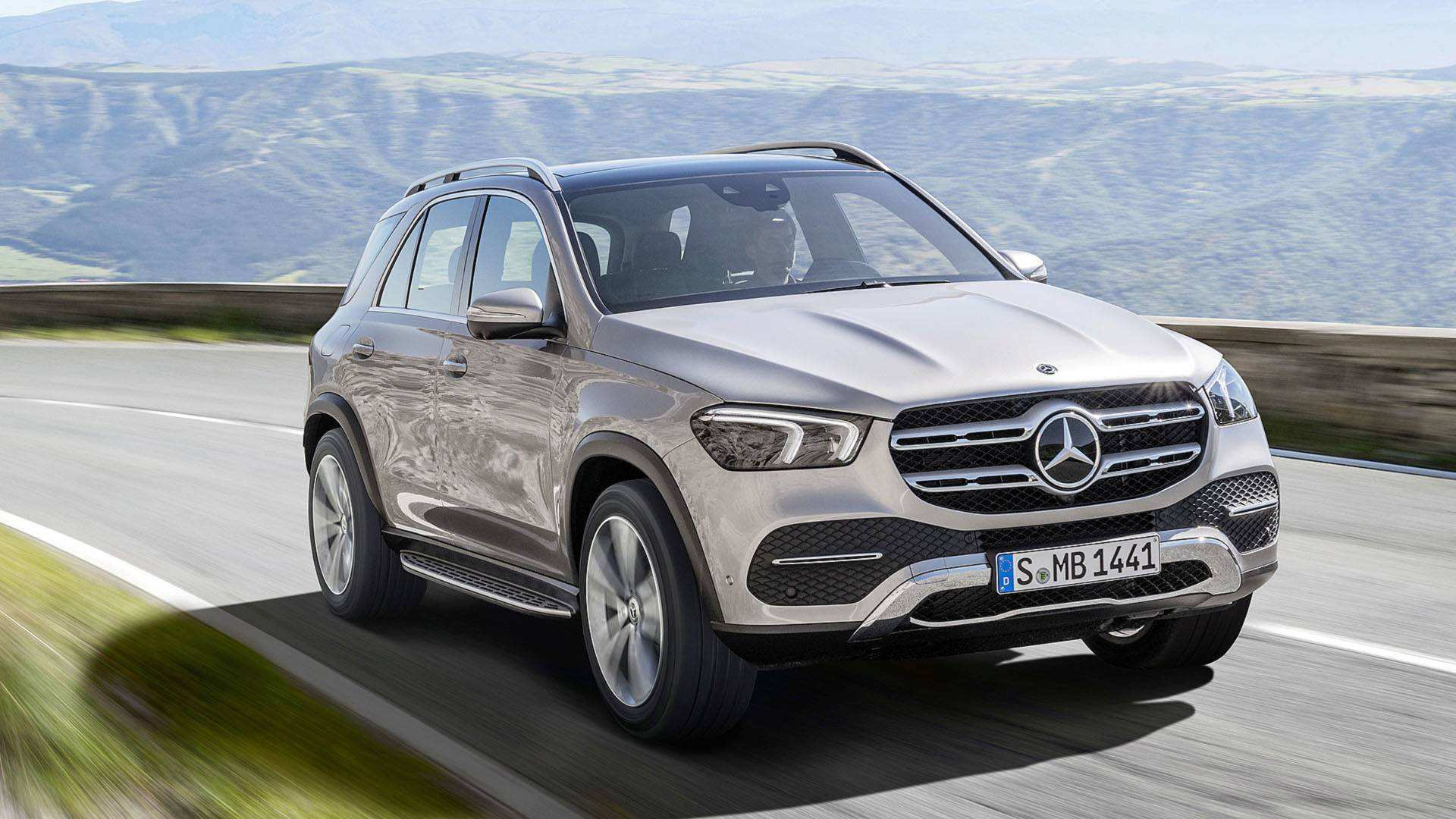 78 A 2019 Mercedes Gle Spesification