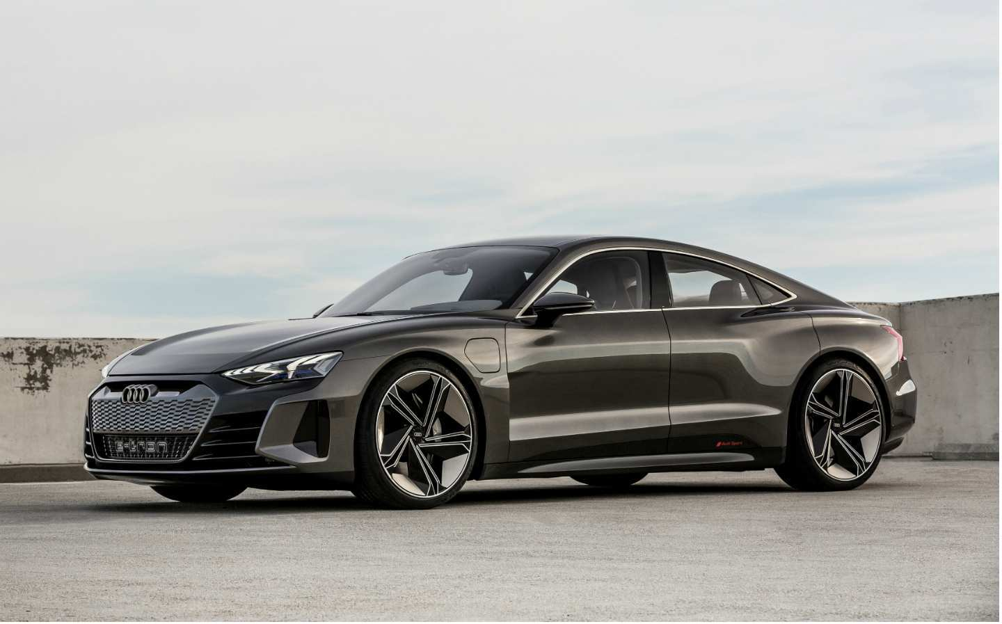 78 A 2020 Audi E Tron Gt New Model And Performance