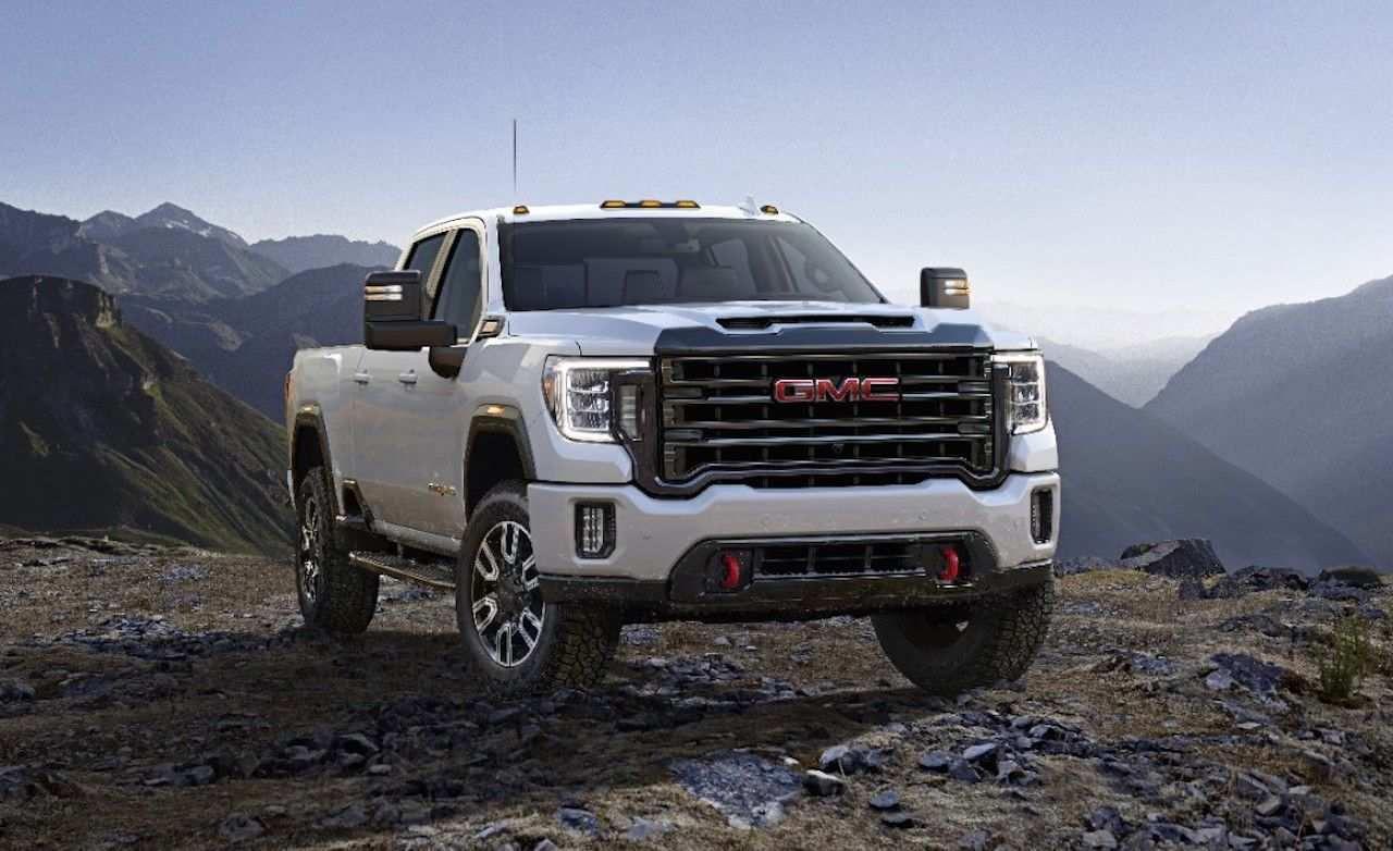 78 A 2020 Gmc 2500 Release Date Images