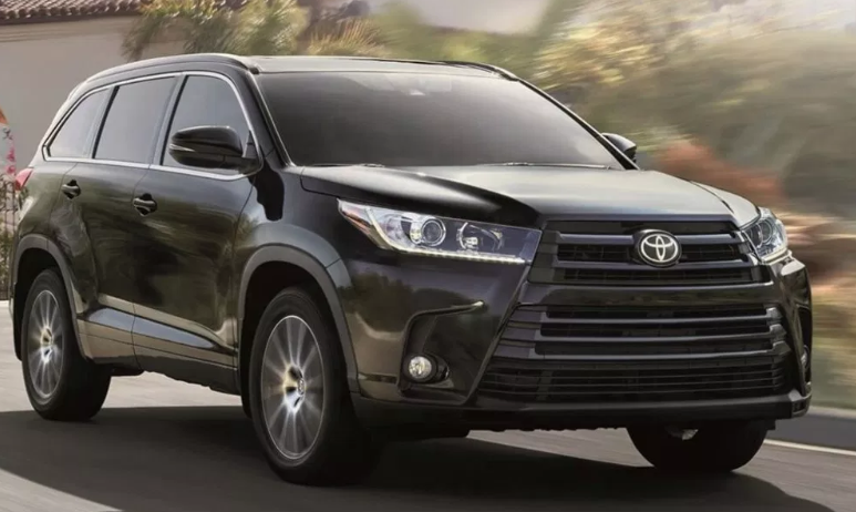 78 A 2020 Toyota Highlander Concept Photos