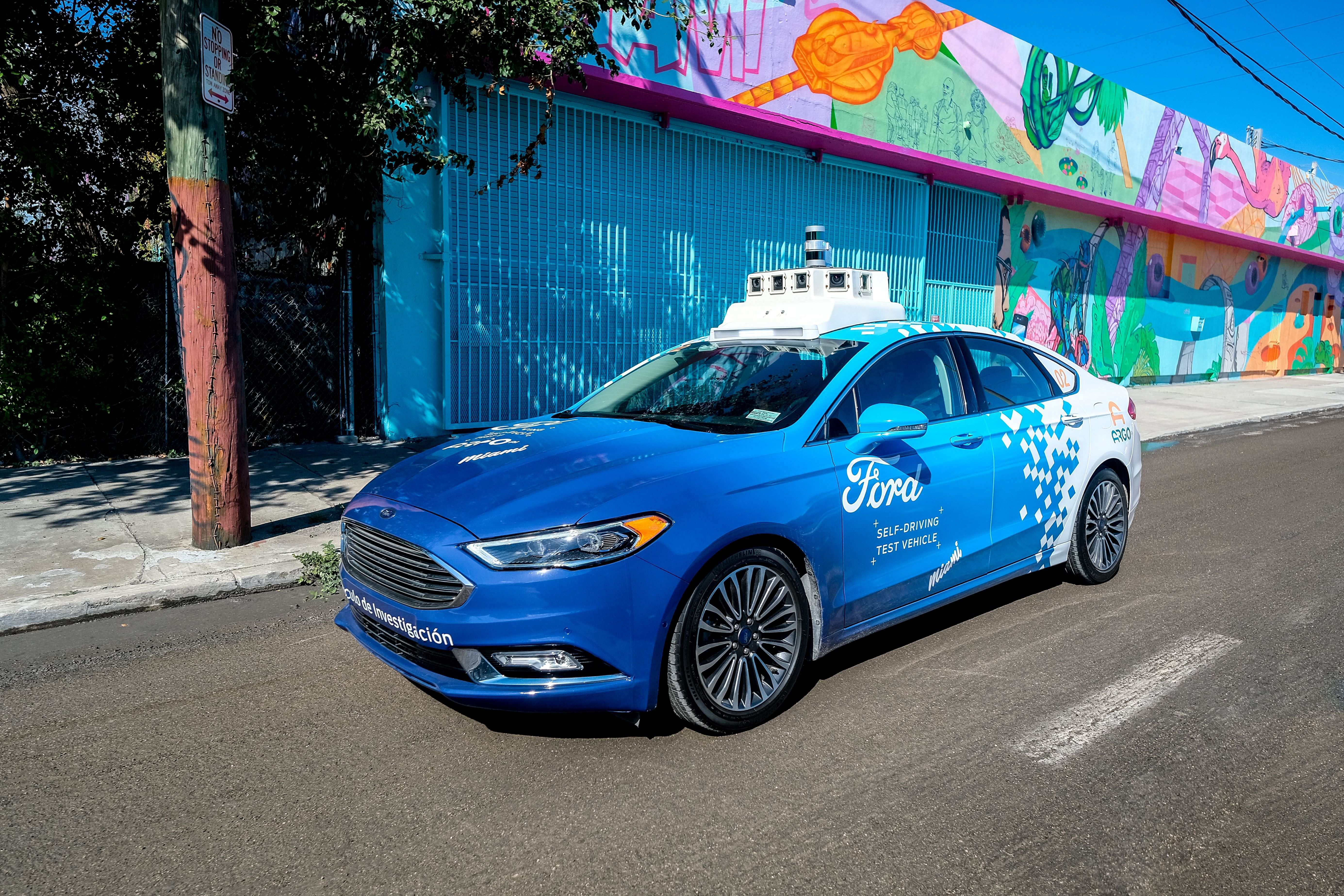 78 A Ford 2020 Driverless Rumors