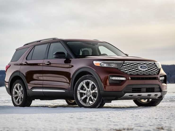 78 A Price Of 2020 Ford Explorer New Concept