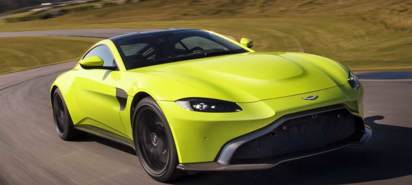 78 All New 2019 Aston Martin Vantage Configurator Images