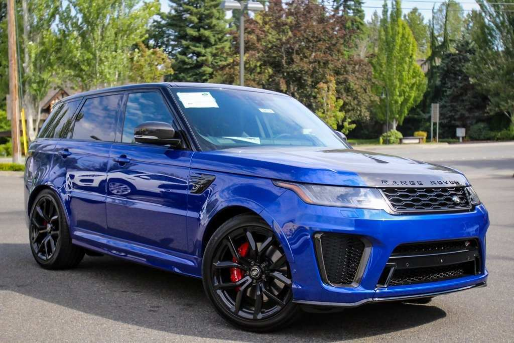 78 All New 2020 Land Rover Sport Redesign And Concept