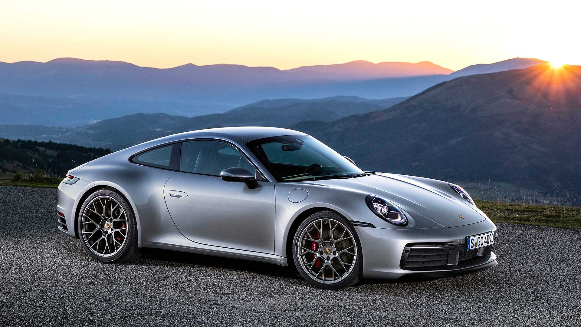 78 All New 2020 Porsche 992 Images