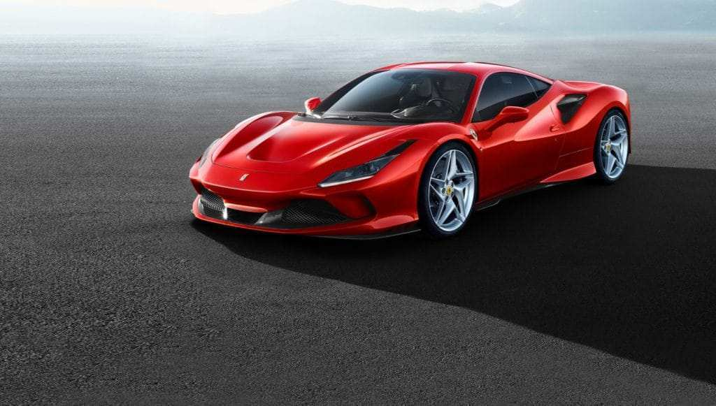 78 All New Ferrari Full 2019 Ratings