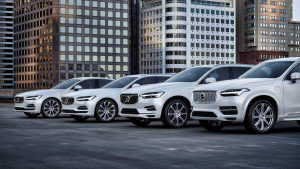 78 All New Volvo 2019 Coches Electricos New Model And Performance