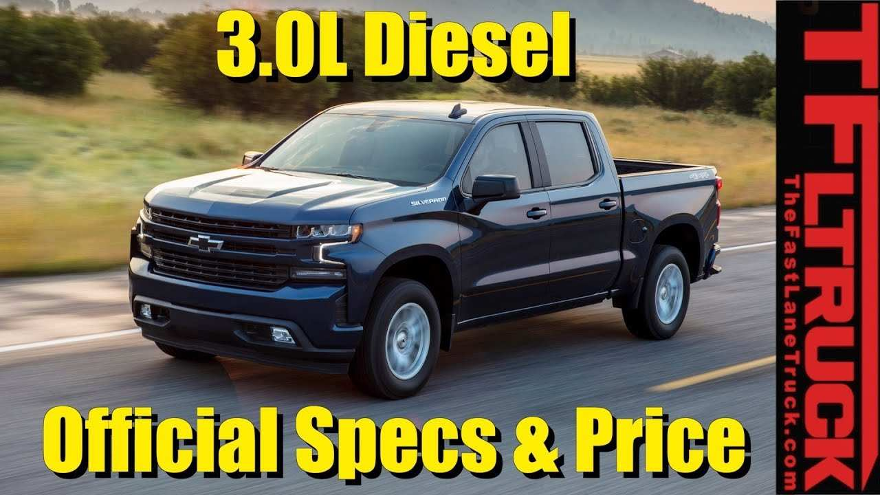 78 New 2019 Gmc 6 Cylinder Diesel Images