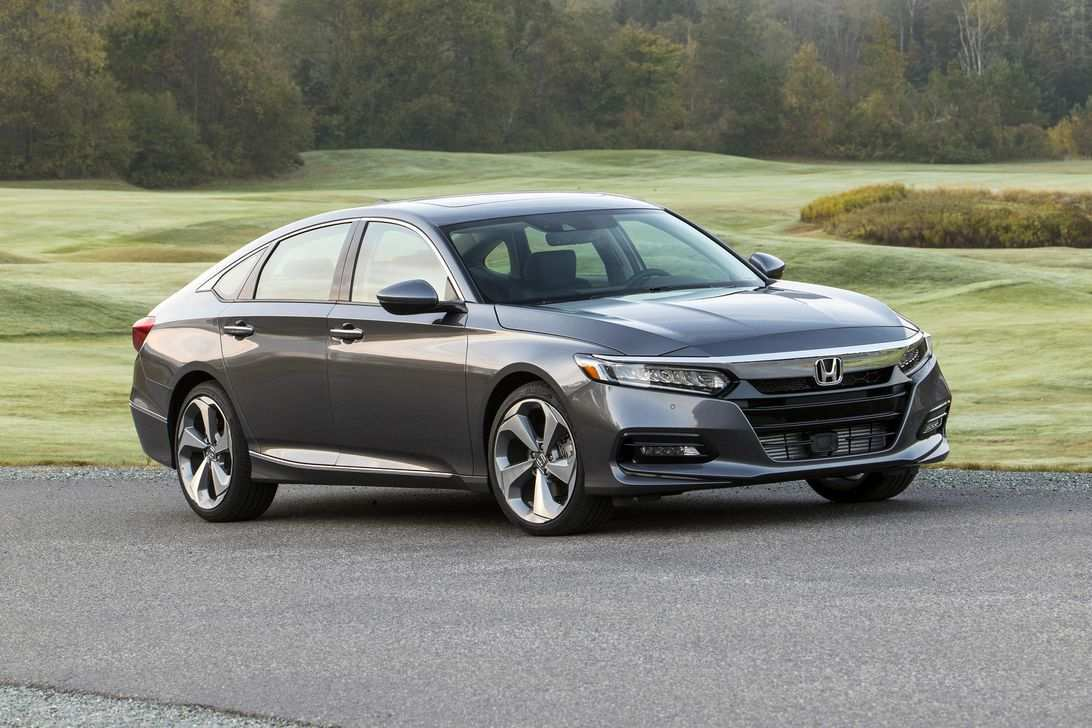 78 New 2020 Honda Accord Sedan Images