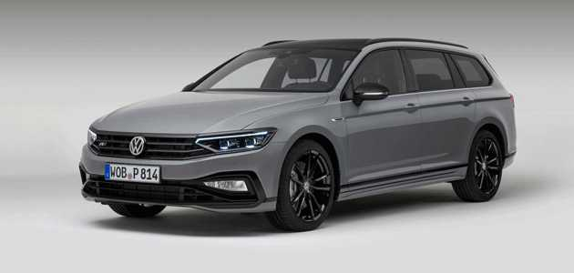 78 New 2020 Volkswagen Passat Wagon Redesign