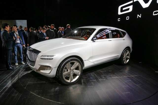 78 The 2019 Genesis Release Date Exterior And Interior