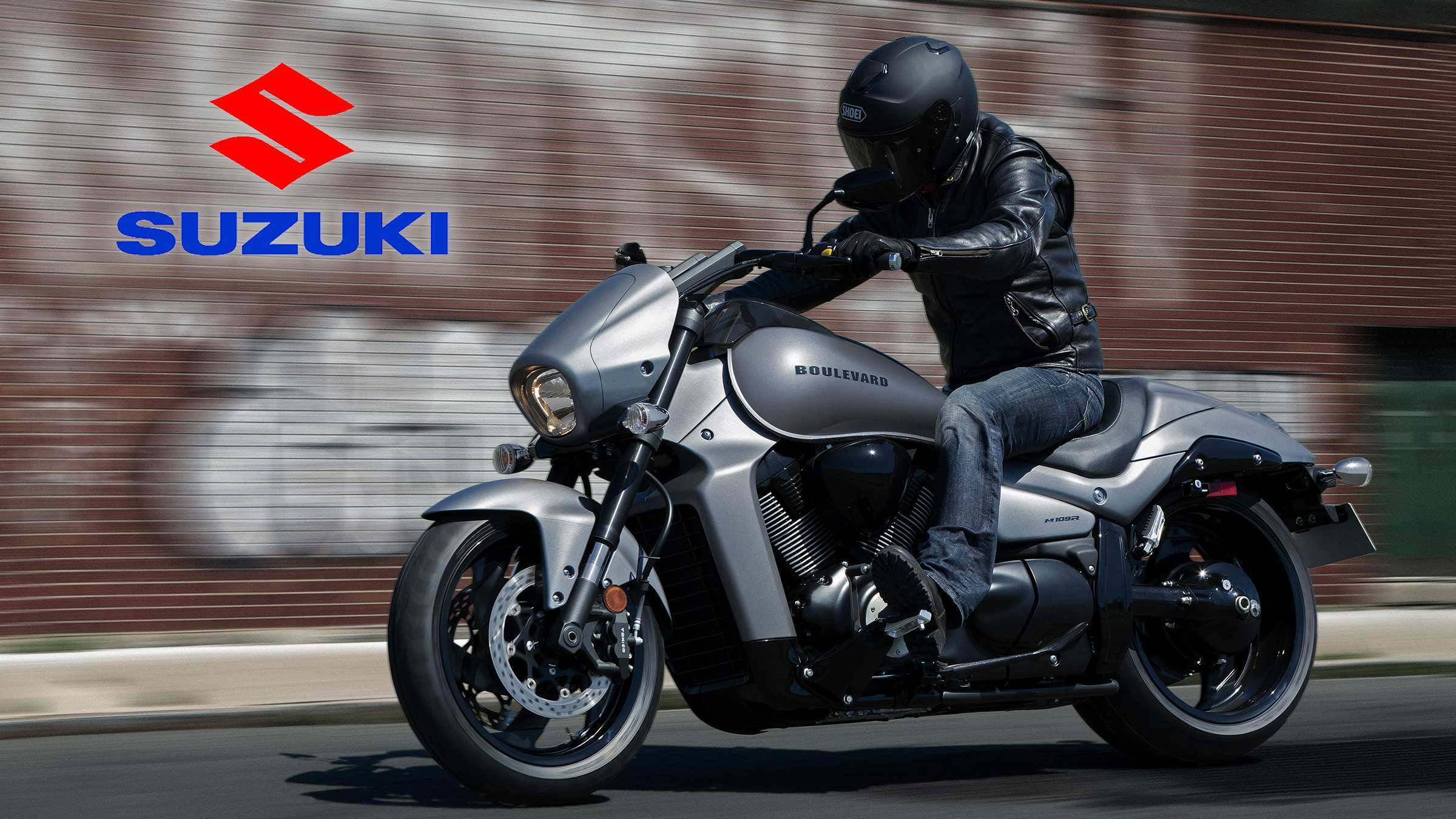 78 The 2019 Suzuki M109R Spy Shoot