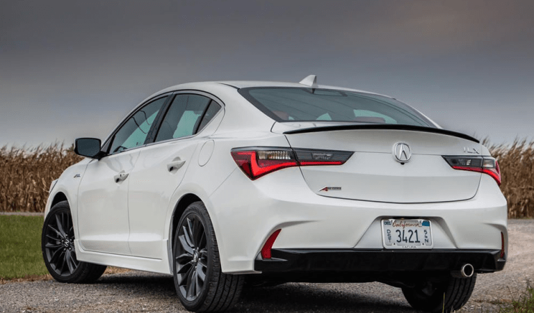 78 The 2020 Acura Ilx Redesign Performance And New Engine