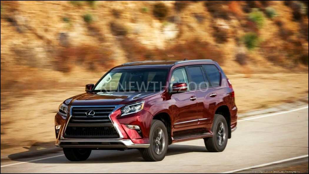 78 The Best 2019 Lexus Gx 460 Redesign New Review