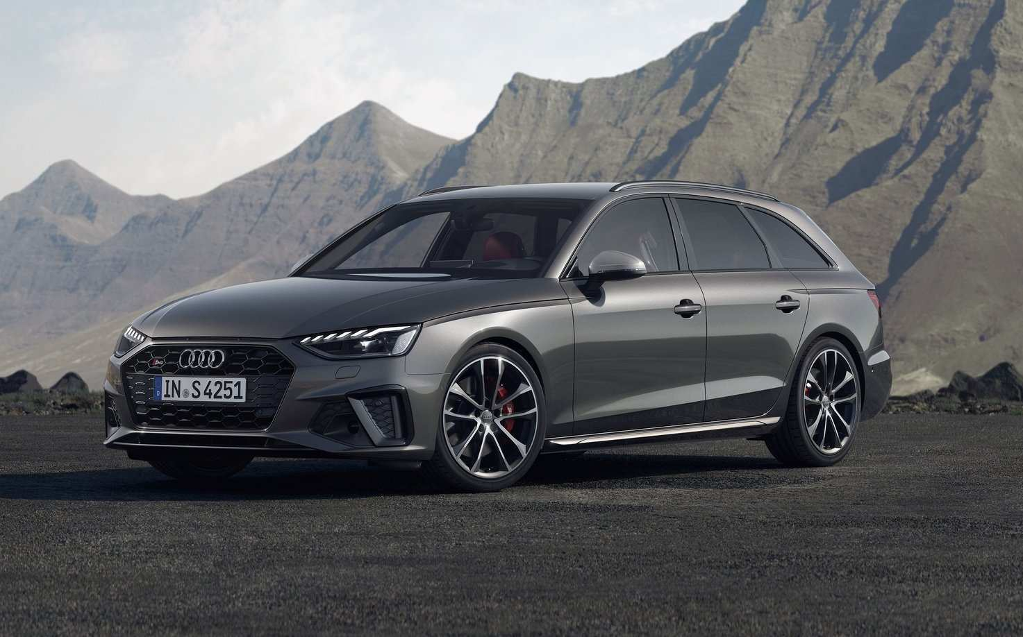 78 The Best Audi Wagon 2020 Picture