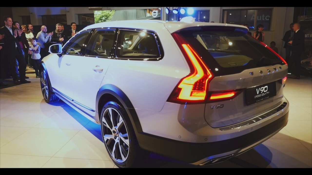 78 The Best Volvo Wizja 2020 Redesign And Review