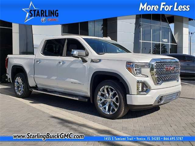79 A 2019 Gmc Sierra 1500 Denali Concept And Review