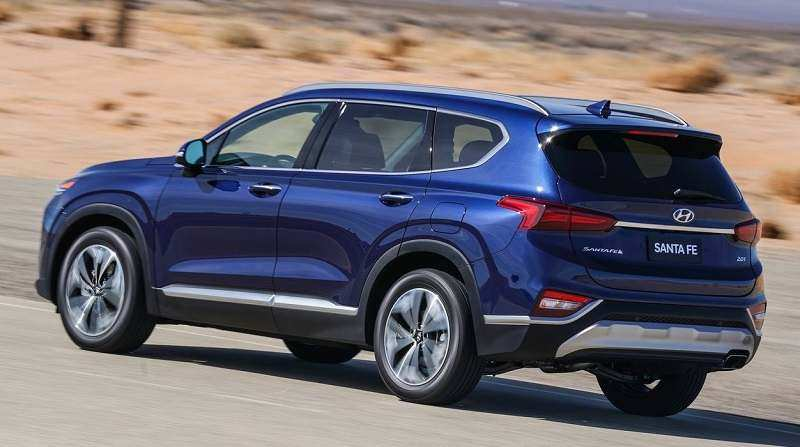 79 All New 2019 Hyundai Santa Fe Launch Price
