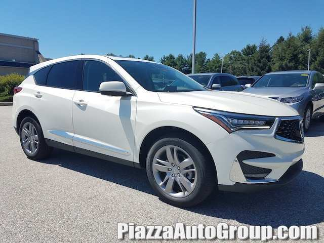 79 All New 2020 Acura Rdx Advance Package Redesign And Concept