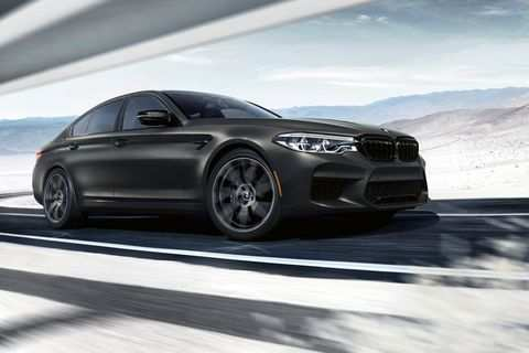 79 All New 2020 Bmw M5 Edition 35 Years New Concept