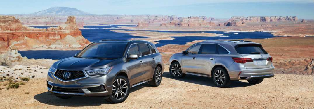 79 All New Acura Mdx Changes For 2020 New Concept
