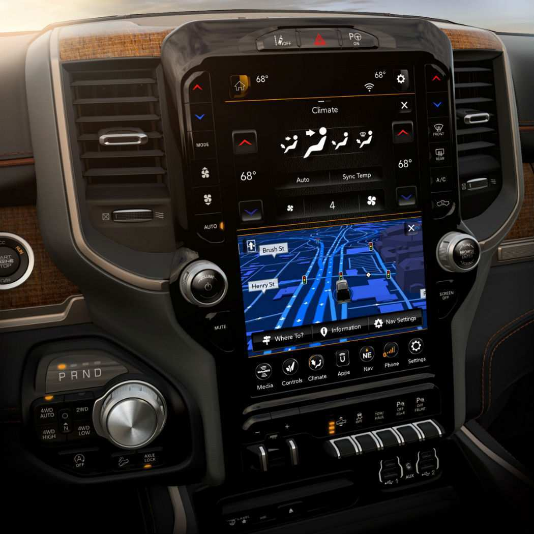 79 Best 2019 Dodge Touch Screen Images