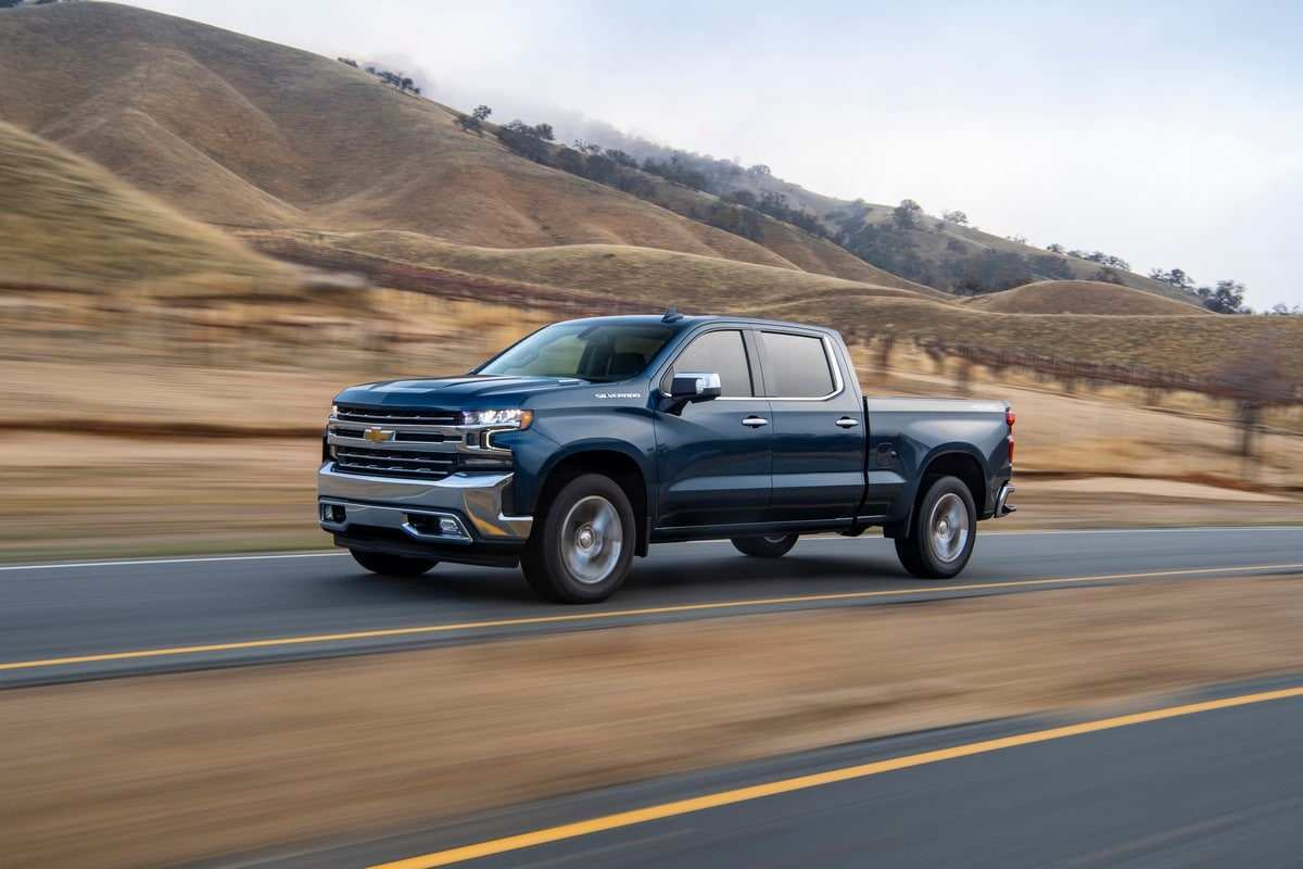 79 New 2020 Chevrolet Silverado Spy Shoot