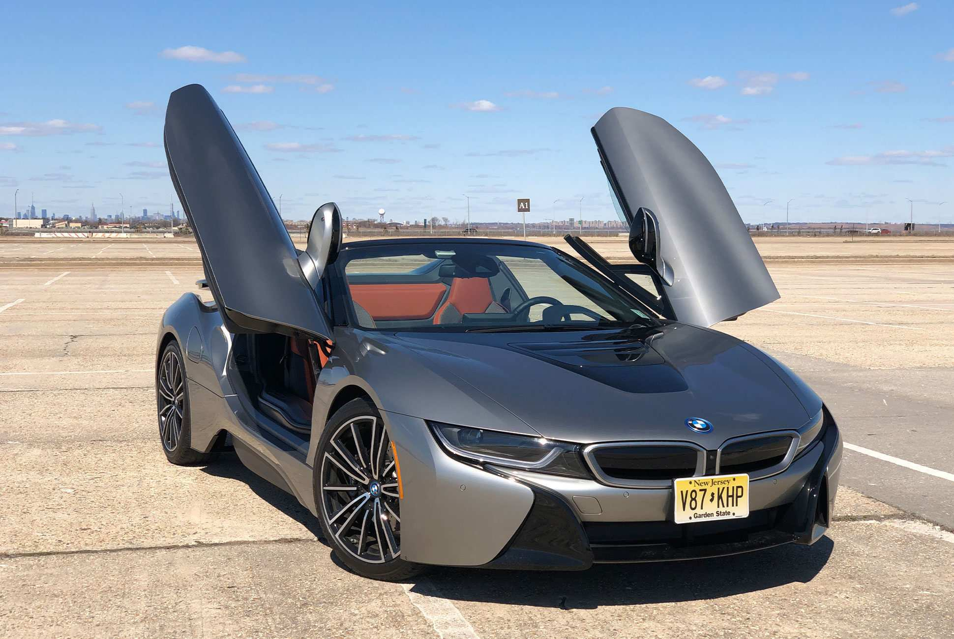 79 The 2019 Bmw I8 Roadster Interior