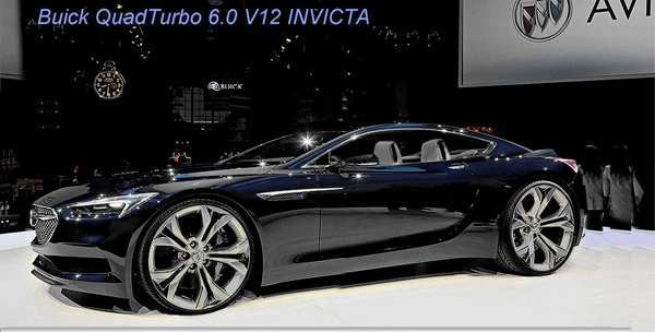 79 The 2019 Buick Avista Performance