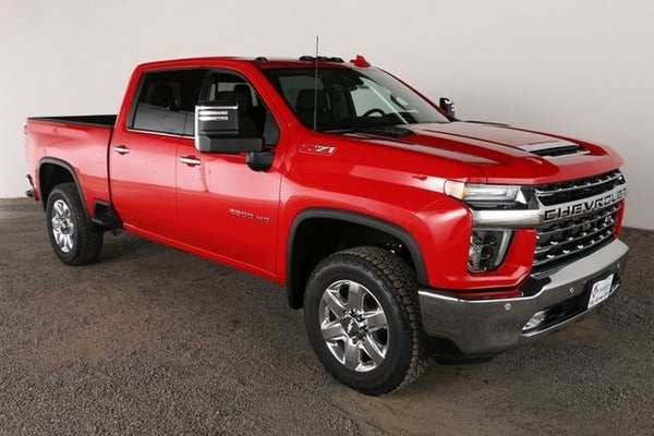79 The 2020 Chevrolet 2500 Ltz Redesign And Review