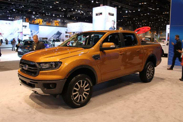 79 The Best 2019 Ford Ranger Auto Show Exterior And Interior