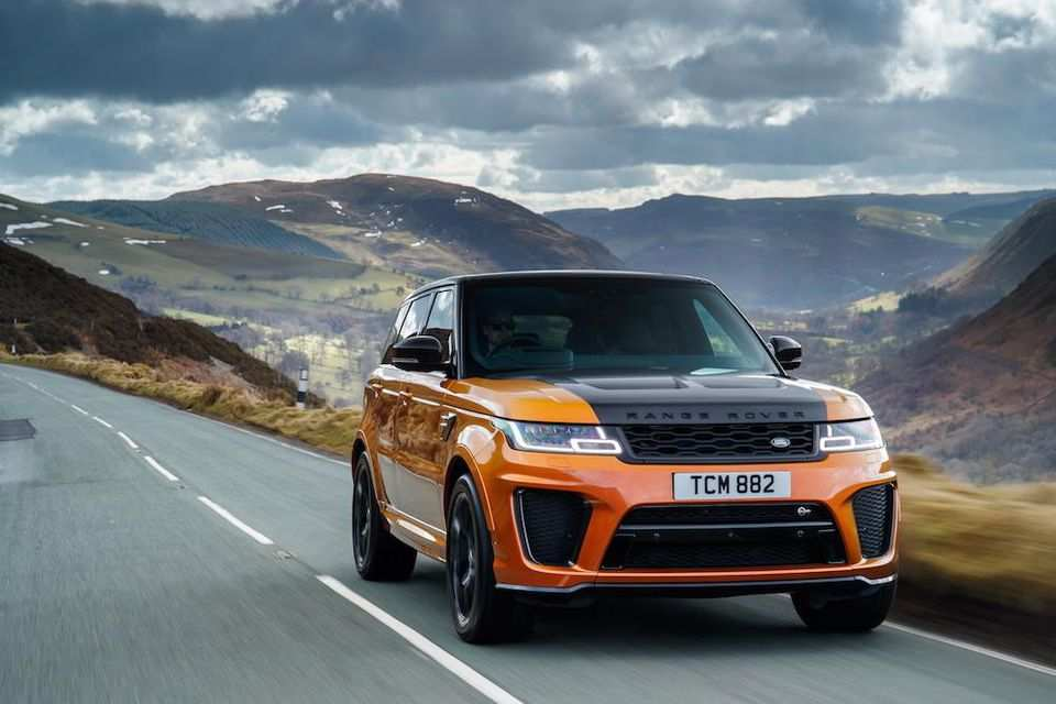 79 The Best 2019 Land Rover Svr Price and Review