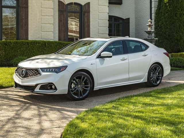 79 The Best 2020 Acura Tlx Forum New Concept