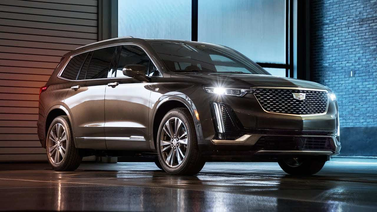 79 The Best Cadillac Xt6 2020 Youtube Review And Release Date