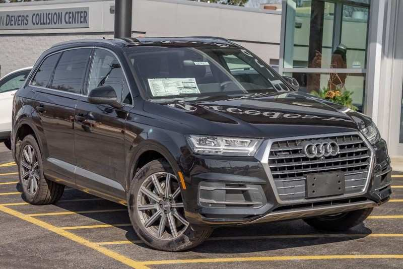 80 A 2019 Audi X7 Redesign And Review