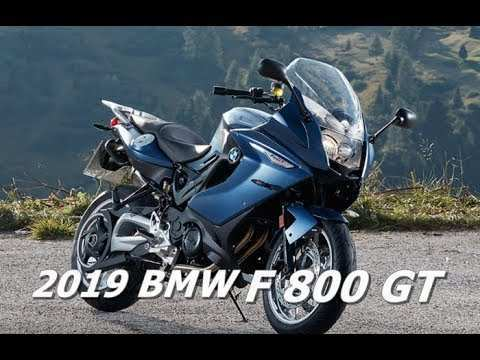 80 A 2019 Bmw F800Gt Review