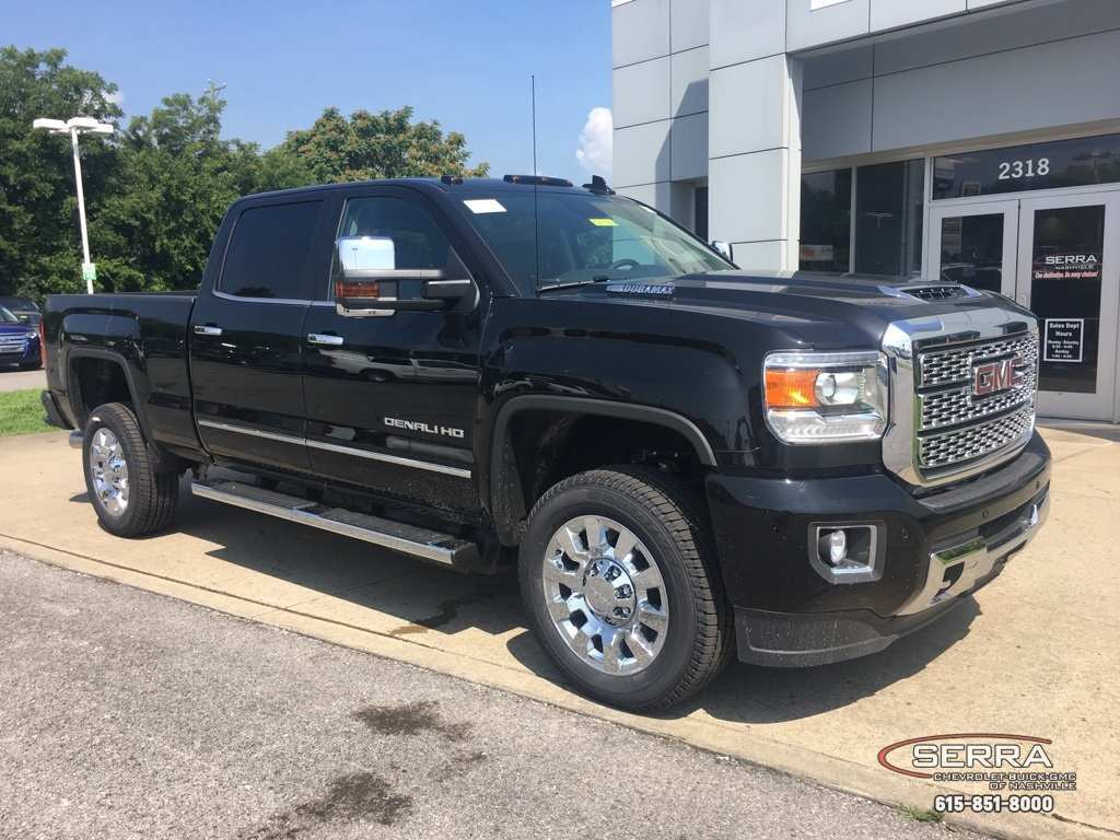 80 A 2019 Gmc 2500 Sierra Denali Review And Release Date