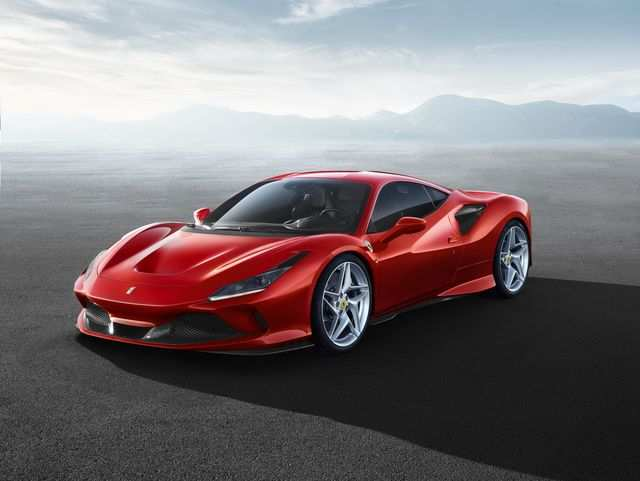 80 A 2020 Ferrari Cars Spy Shoot