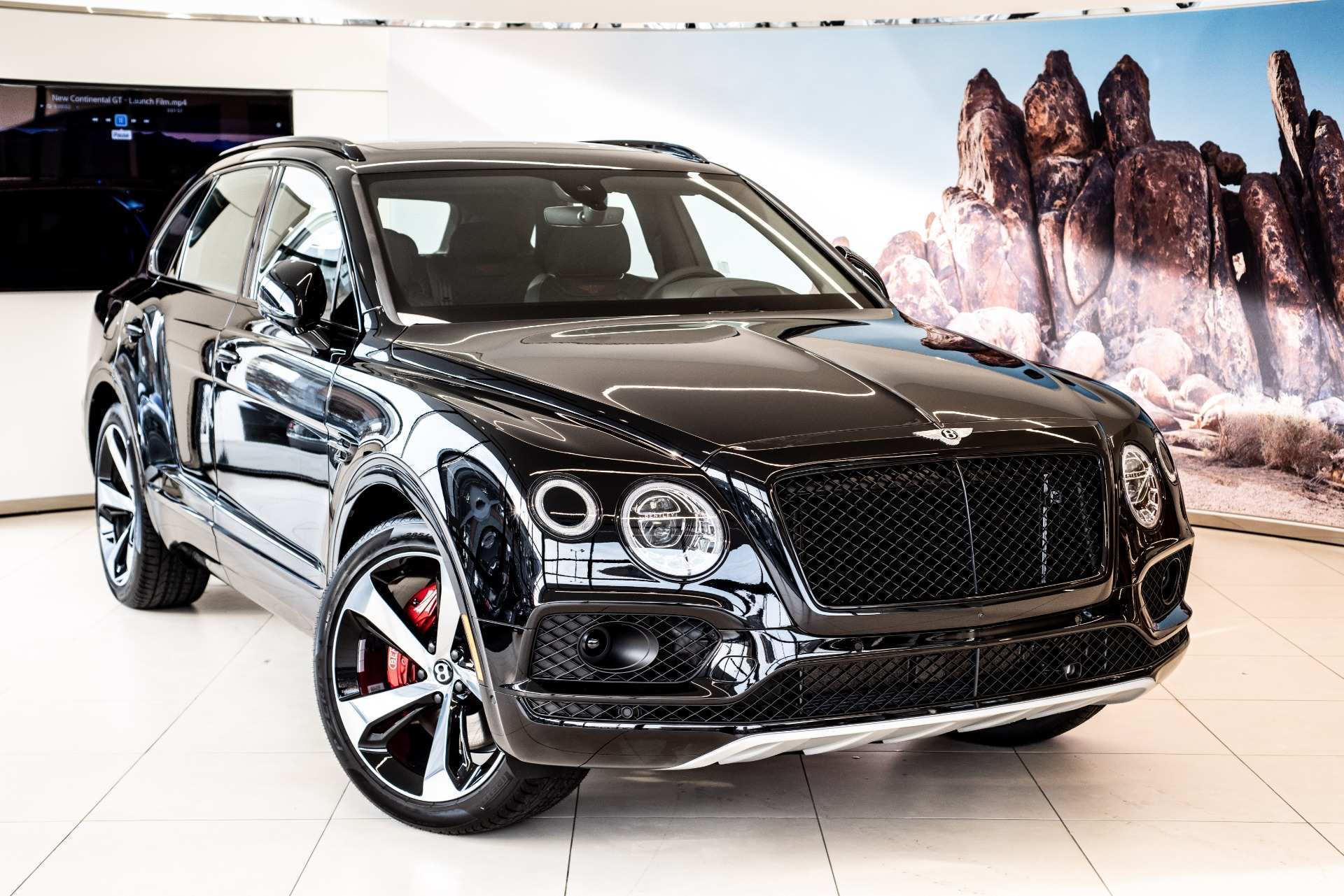80 All New 2019 Bentley Bentayga V8 Price Exterior