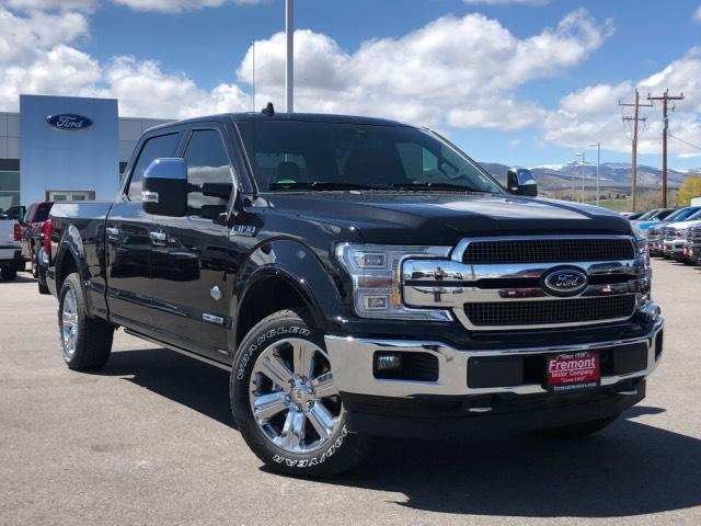 80 All New 2019 Ford F150 King Ranch New Concept