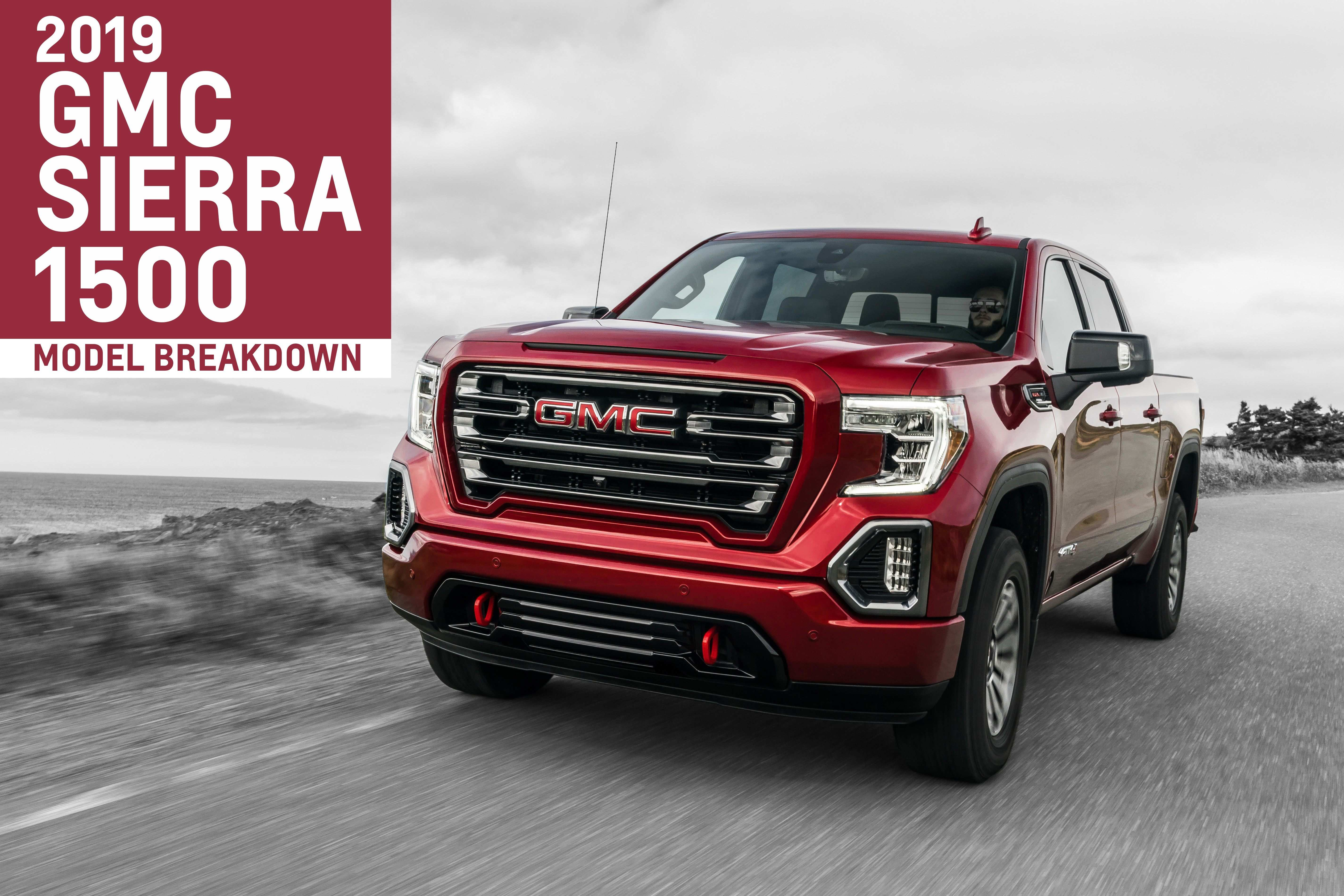 80 All New 2019 Gmc Sierra Images Redesign And Review