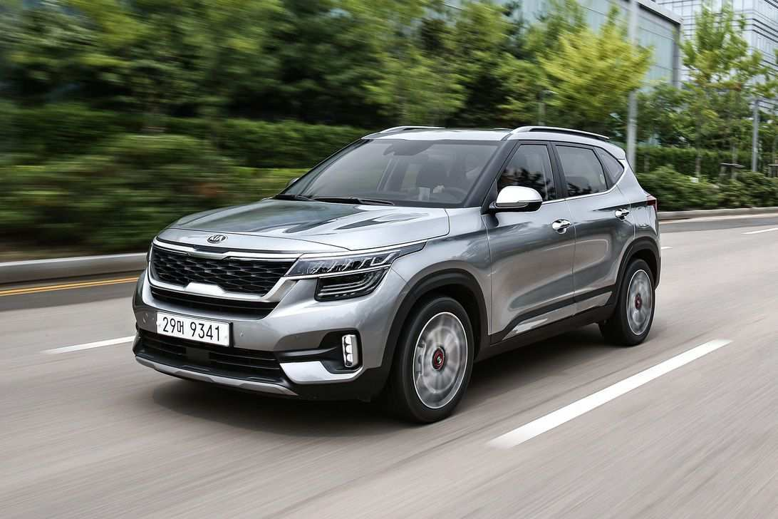 80 All New Kia New Suv 2020 Images