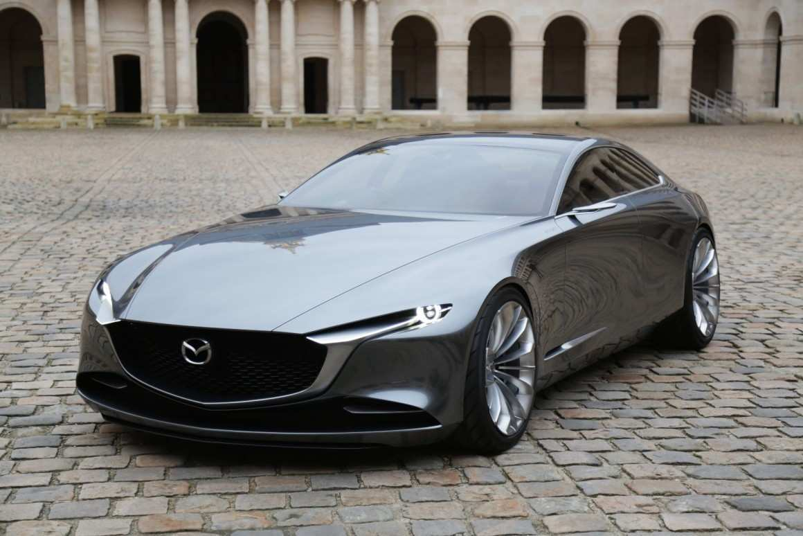 80 All New Mazda 6 Vision Coupe 2020 Style