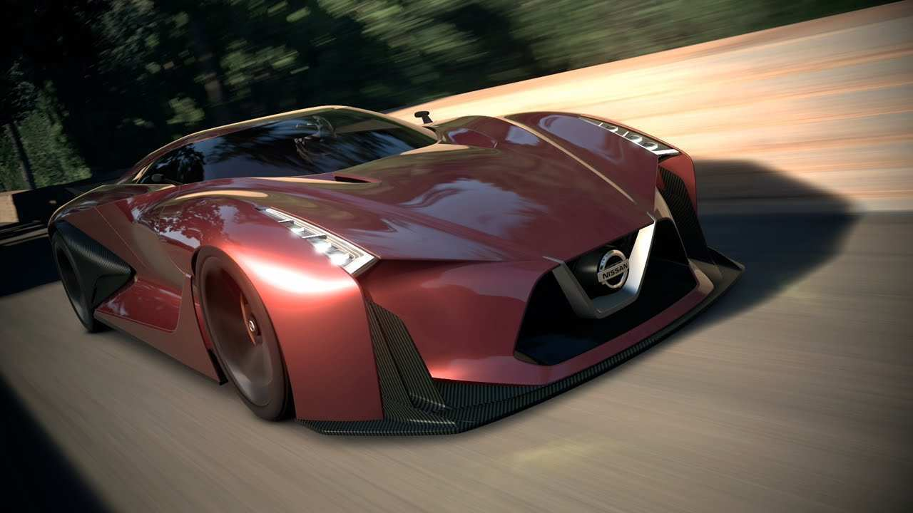 80 All New Nissan Vision 2020 Concept