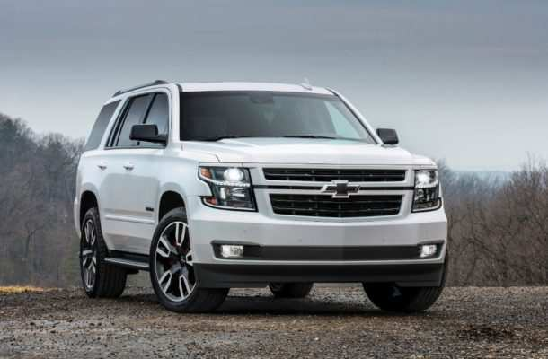 80 New 2019 Chevrolet Tahoe Picture