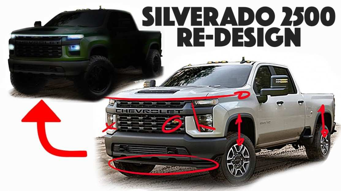 80 New Chevrolet Silverado 2020 Photoshop New Model And Performance