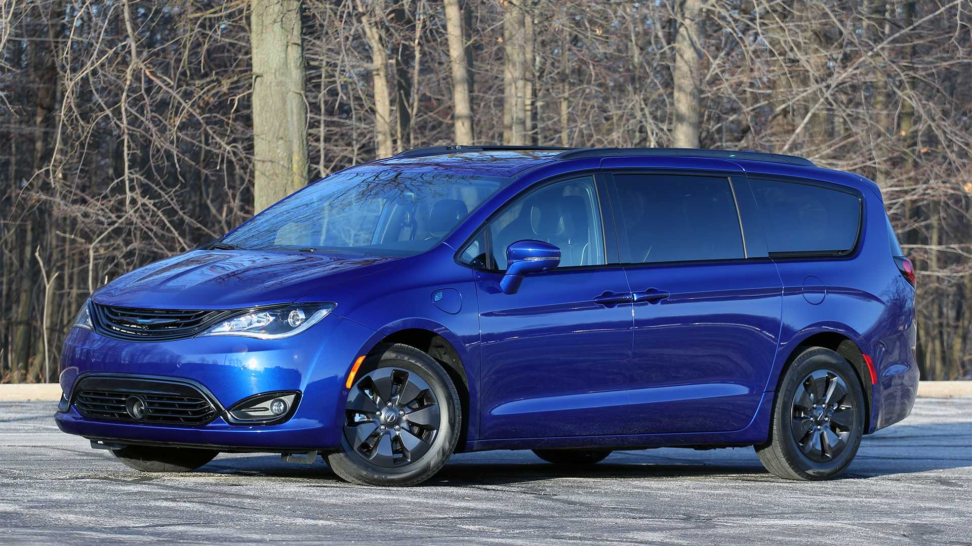 80 The 2019 Chrysler Pacifica Review Release Date And Concept
